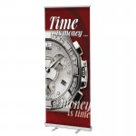 Roll-up Display, 100 cm x 200 cm